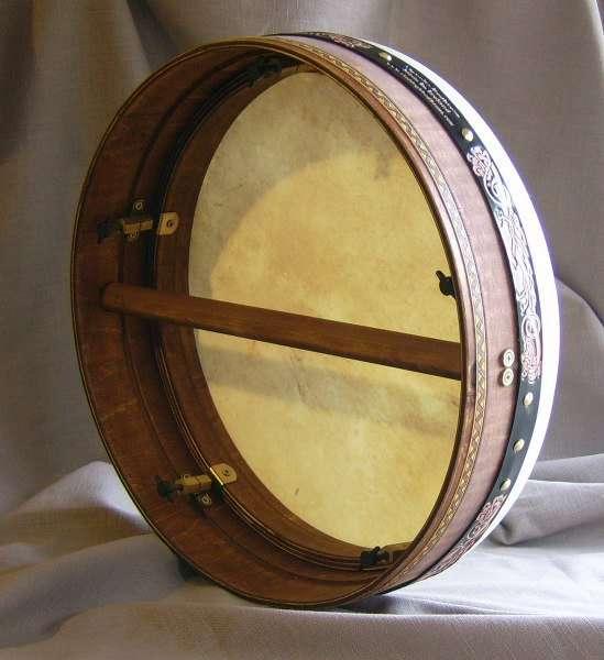 Bodhran tambour irlandais