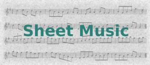 sheet music bucks of oranmore