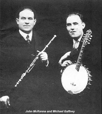 john mckenna flute