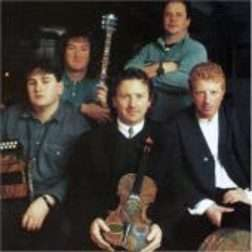 Irish group Dé Dannan