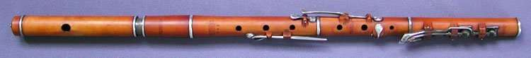 Rudall and Rose Flute