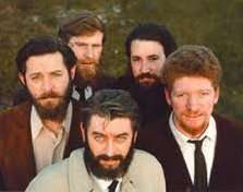 Irish Folk Group the Dubliners