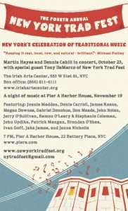 New York Trad Festival 2016