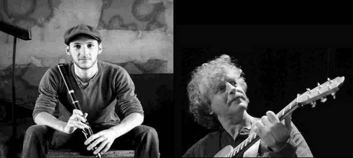 Gilles Le Bigot & Erwan Menguy