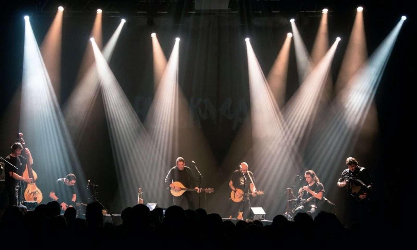 Blackwater concert de musique irlandaise