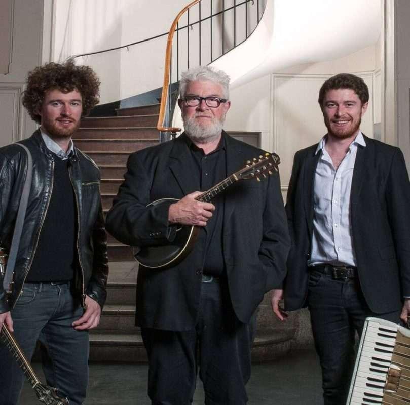 mc donnell trio musique irlandaise